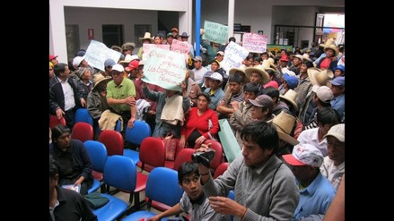 Áncash: Rechazan traslado de administración de Hidrandina a Trujillo