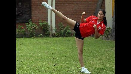 Alexandra Grande fue reconocida como la Mejor Deportista del 2011