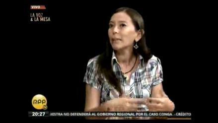 Exabogada de Antauro Humala: Filmación podría ser armada