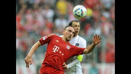 Bayern de Múnich visita al Olympique de Marsella por Liga de Campeones
