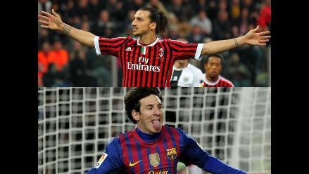 Conozca a las 22 ´estrellas´ que jugarán el Milan vs. Barcelona
