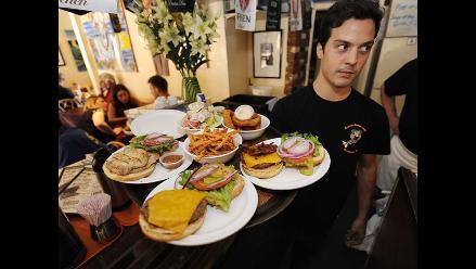 Confirman el vínculo entre comida rápida y depresión