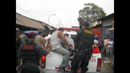 Huánuco: Intervienen a 200 personas durante operativo en Aucayacu