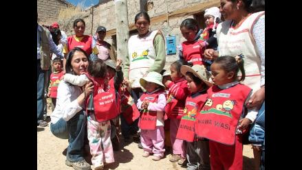 Nadine Heredia: Empieza el verdadero gran cambio para el sur de Perú