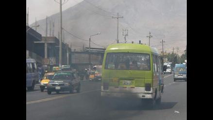Abrir las ventanas de vehículos en tramos largos evita dolores de cabeza