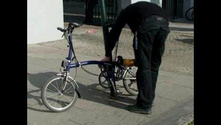 Denuncian robo de bicicletas con ´campeonato de ladrones´ en Bélgica
