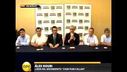 Chim Pum Callao rechaza chuponeo y confirma expulsión de Sotomayor