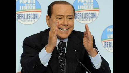 Silvio Berlusconi volvió a la presidencia del AC Milan de Italia