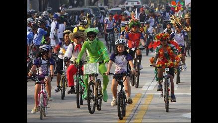 Piura: Realizarán bicicleteada familiar para impulsar cuidado del agua