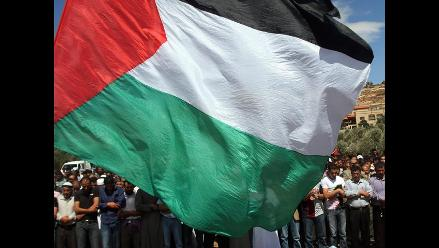 Incidentes entre palestinos y soldados israelíes en Día de la Tierra