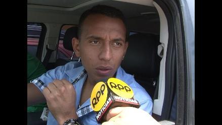 Michael Guevara sobre su llegada a Juan Aurich: Me entusiasma jugar aquí