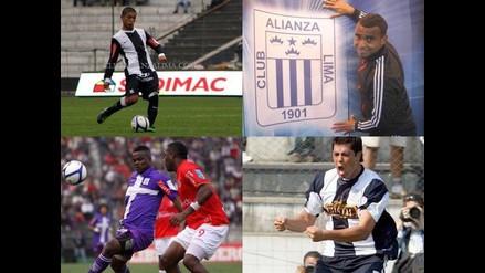 Estos jugadores dejaron Alianza Lima por presión o falta de pago