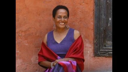 Susana Baca presente en festival de cine indígena y afrodescendiente