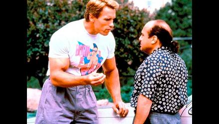 Schwarzenegger y DeVito se reunen en
