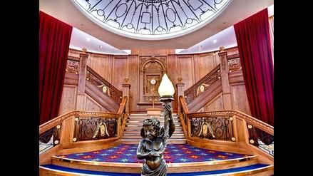 Belfast Titanic resucita al mítico barco 100 años después del hundimiento
