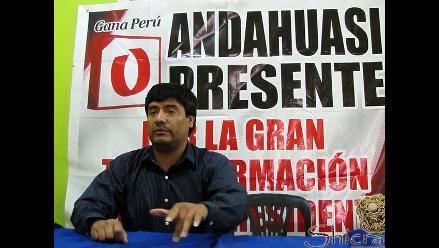 Comisión de Ética no investigará a Wilder Ruiz por nueva denuncia