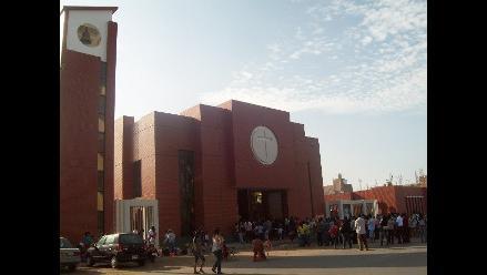 Abren las puertas de reconstruida iglesia San Clemente de Pisco