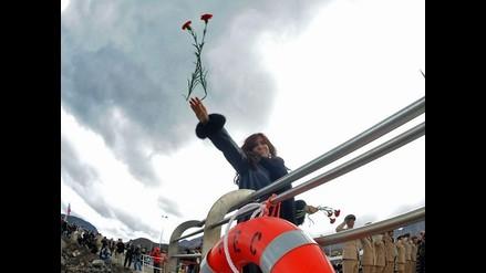 Argentina conmemoró 30 años del conflicto por las Islas Malvinas