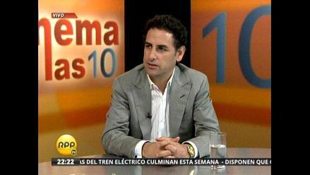Juan Diego Flórez recordó divertidas anécdotas en RPP Televisión