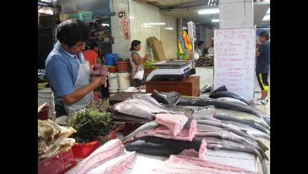 Se incrementan precios de pescados en Trujillo