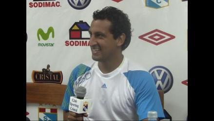 Renzo Sheput: Se demostró que Sporting Cristal no es invencible