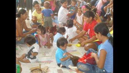 Reducen en 5% desnutrición infantil en comunidades de la Amazonía