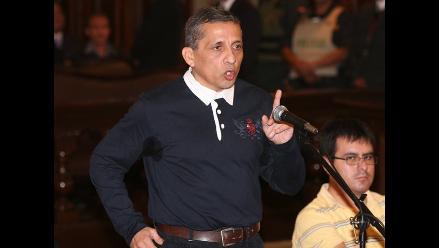 Antauro denuncia maltrato y el INPE dice que se resistió a traslado
