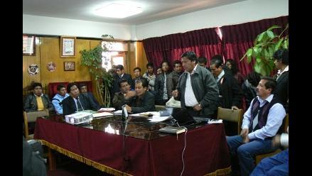 Puno: 31 municipios superan el 20% de ejecución de gastos en el 2012