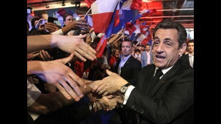 Detienen a un joven por insultar a Sarkozy