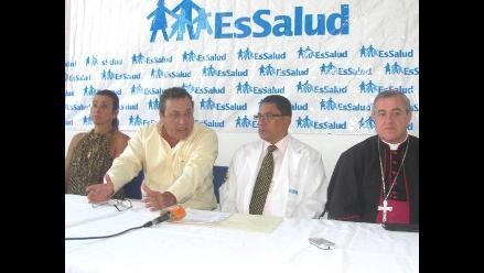 Piura: Gobierno regional cederá terreno para nuevo hospital