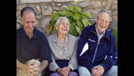 Muchos adultos mayores son capaces de llevar una vida activa y produtiva