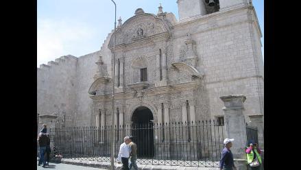 Iglesias de Arequipa aptas para ser visitadas en Jueves Santo