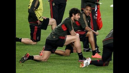 Confirman lesión en el muslo izquierdo de Alexandre Pato en el Milan