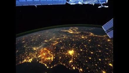 Impresionantes imágenes de la Tierra de noche