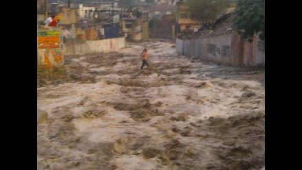 FOTOS: Emergencia en Chosica por huaicos y lluvias torrenciales