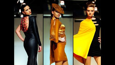 Moda extravagante sobre las pasarelas de Macedonia