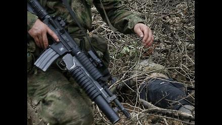 Colombia: Seis soldados y al menos 3 rebeldes de FARC muertos en combate