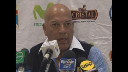 Roberto Mosquera: ´Ante Vallejo demostramos la fuerza vencedora´