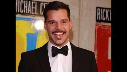 Ricky Martin: Espero que Evita sea el comienzo de una vida en las tablas
