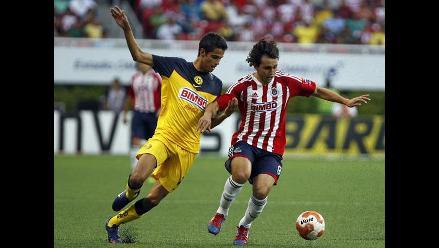 América ganó 1-0 a las Chivas de Guadalajadara en el clásico mexicano