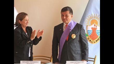 Fiscal cita a alcalde Sotomayor por red de chuponeo en el Callao