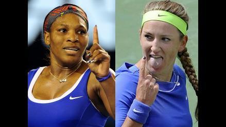 Victoria Azarenka mantiene liderato y Serena Williams asciende