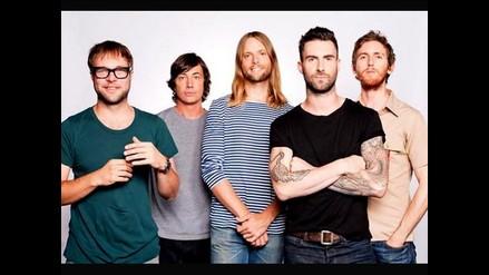 ¿Maroon 5 en Lima por primera vez?