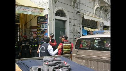 Arequipa: Intervienen hospedaje donde se ejerce la prostitución