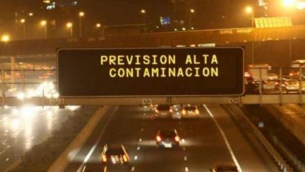 Madrileños podrán conocer qué aire respiran desde su celular