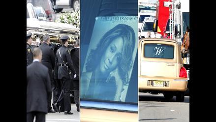 Funeral de Whitney Houston resulta costoso para ciudadanos de Newark