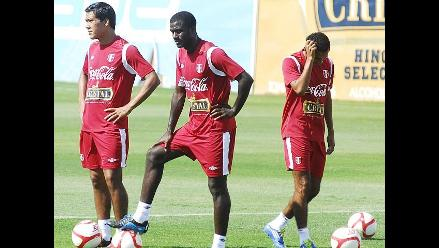Selección peruana cierra preparación para la revancha ante Chile