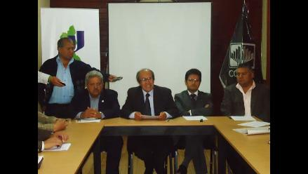 Cajamarca: Colectivos se oponen a protestas