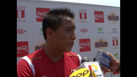 Christian Cueva quiere cobrarse la revancha ante Chile por la Sub 20