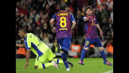 Barcelona derrotó al Getafe y se ubica a un punto del Real Madrid